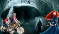 Footcandle Films:  Prometheus, The Kid With A Bike, Brave & more