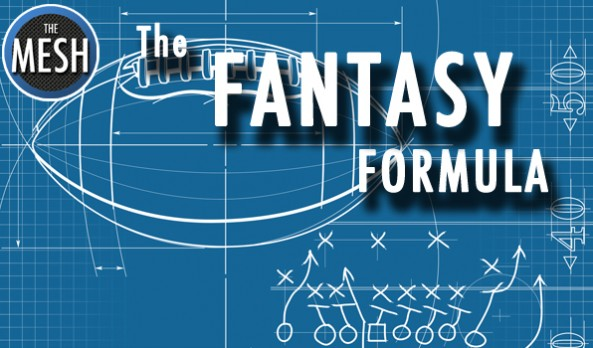 The Fantasy Formula: August 23rd, 2016