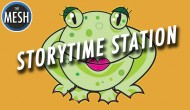 Storytime Station: Fibbety Frog