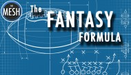 The Fantasy Formula: November 9th, 2017