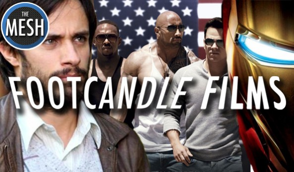 Footcandle Films: No Iron Man: Pain or Gain?