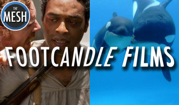 Footcandle Films: 12 Years A Slave & Blackfish
