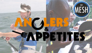 Anglers & Appetites Ep 311: The Striped Bass Wonders of Lake Murray Country, SC