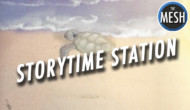 Storytime Station: Wally the Wayward Sea Turtle