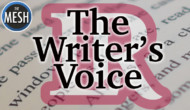 The Writer's Voice: Nathan Huffman