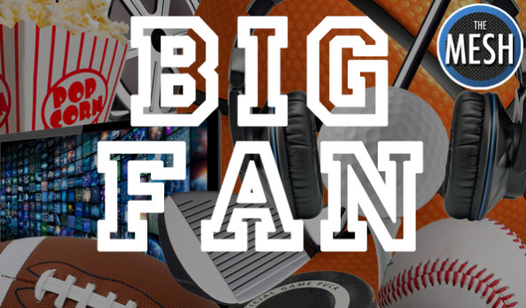 BIG FAN: PANIC! at the Podcast