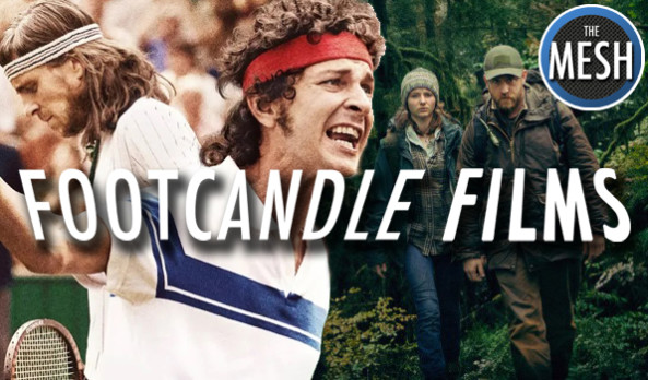 Footcandle Films: Borg McEnroe Trace